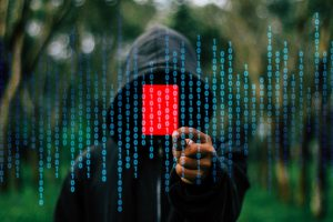 internet cyber attack.