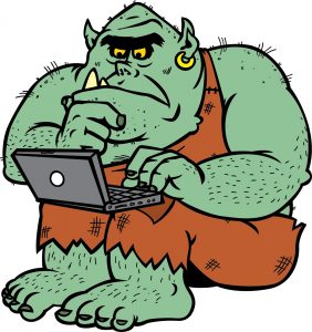 internet troll meaning