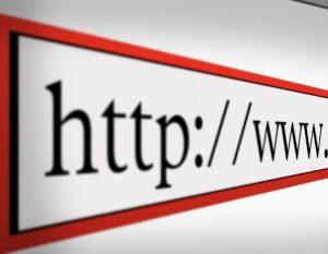 websites on the internet