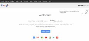 How to Setup Gmail Account