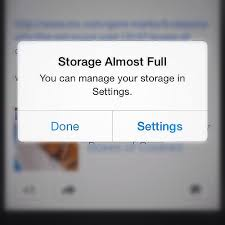 How to get more phone storage