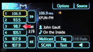 Radio without WIFI