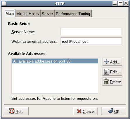 What Does Apache HTTP Do