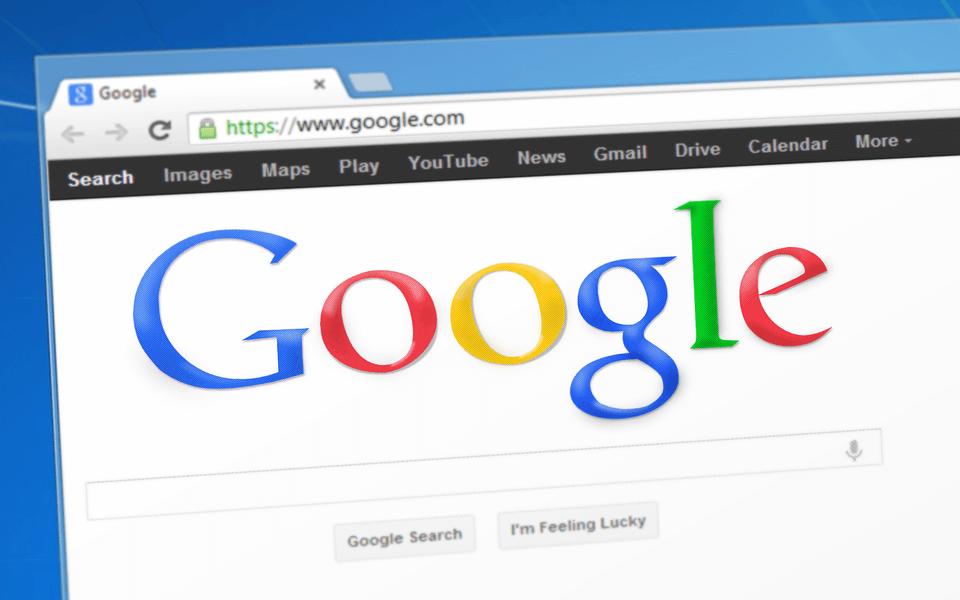 Chrome Web Browser Homepage Setting
