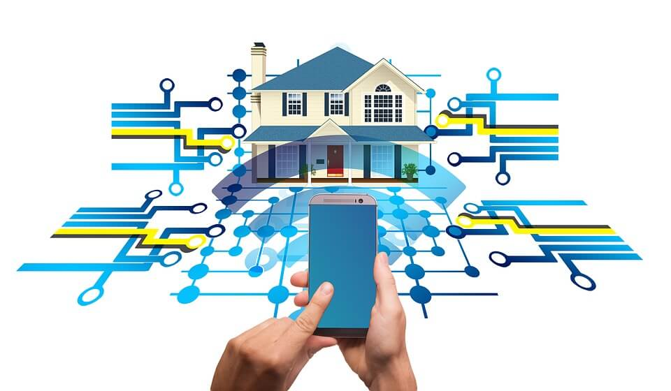 what is a smart home technology