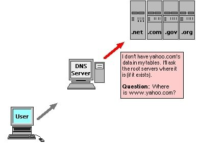 How does DNS Cache Work