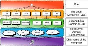 Levels of domain