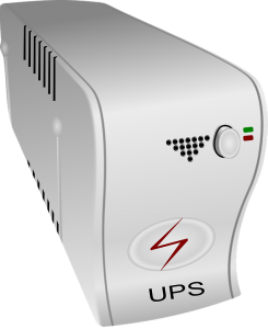 ups battery backup power supply for computer