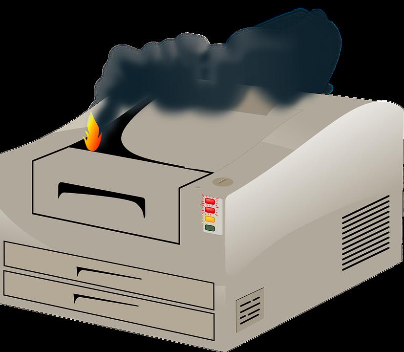 Printer Status Error
