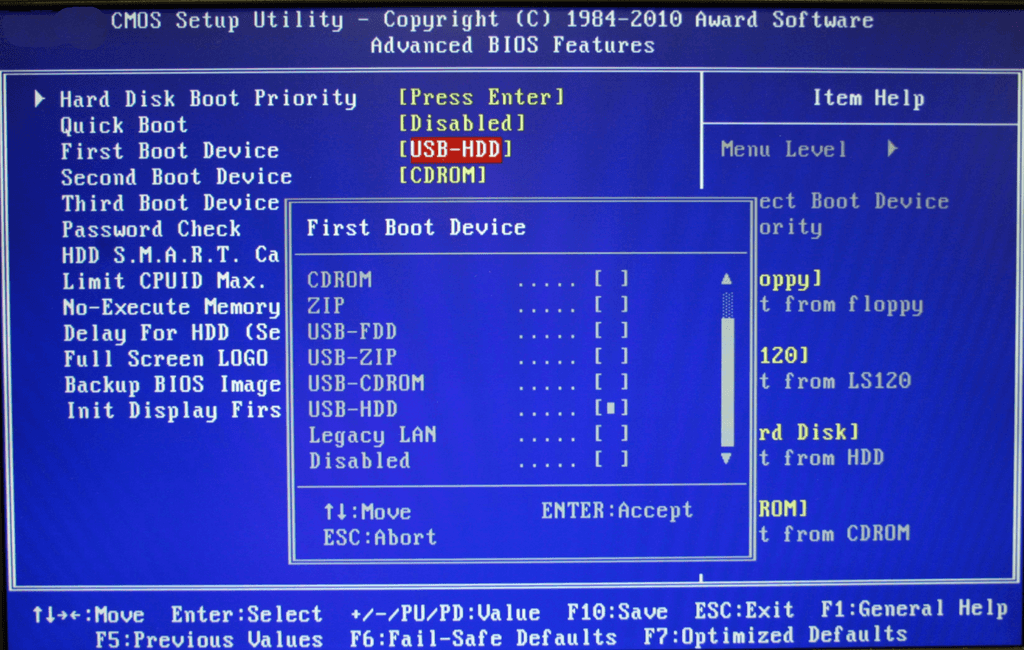 what does boot your computer mean
