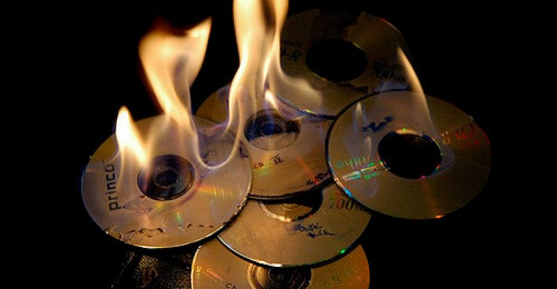 how to burn a cd on windows 10
