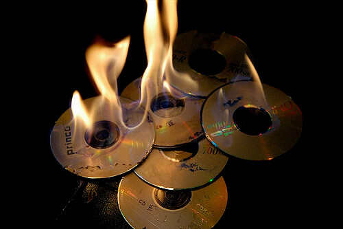 how to burn a cd on windows 10