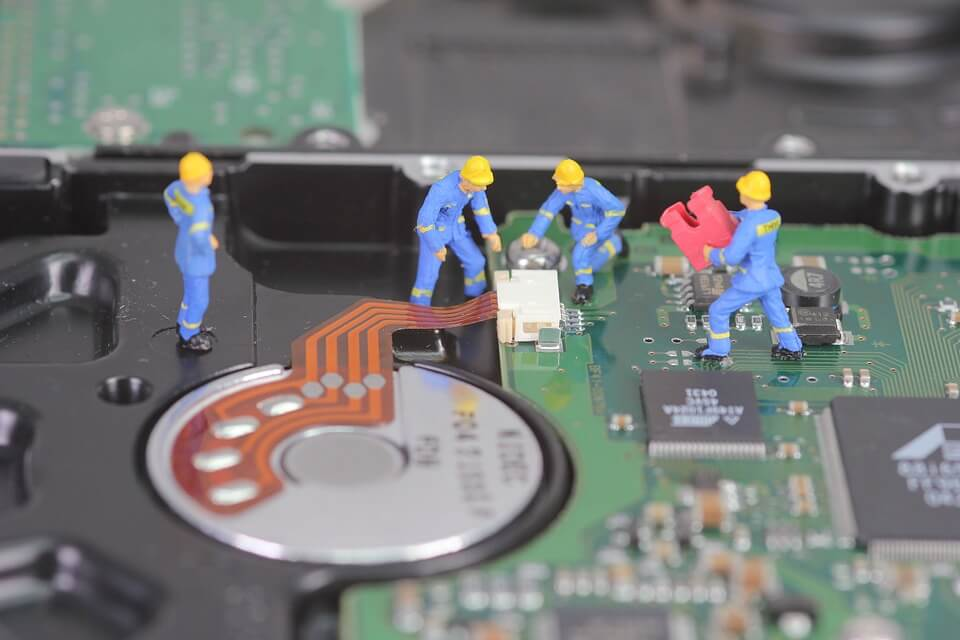 What to Do With the Old Hard Drives