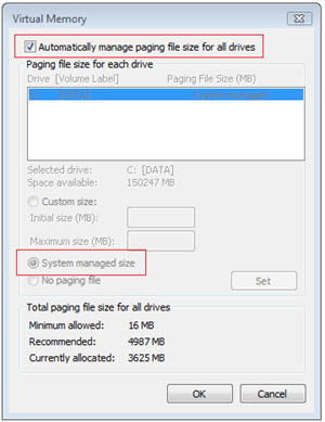 How to Use HDD As Random Access Memory in Laptop