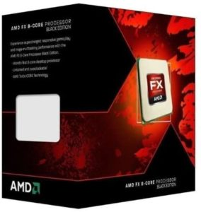 AMD FD8350FRHKBOX FX-8350 FX-Series 8