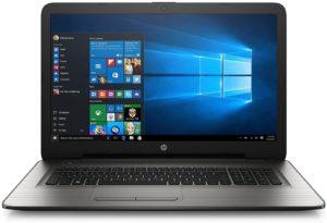 "Flagship Model HP 17.3"" High-Performance HD+ WLED-Backlit Laptop"