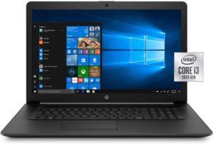 HP 17.3 Inch Laptop Computer 10th Gen Intel Core i3